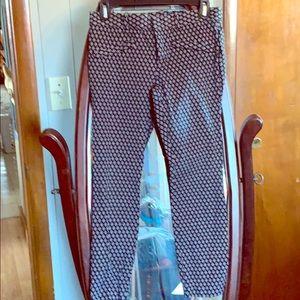 Gap dress pants crop